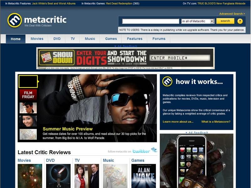 Video Game Webs - Find video game websites for your favorite video ...
