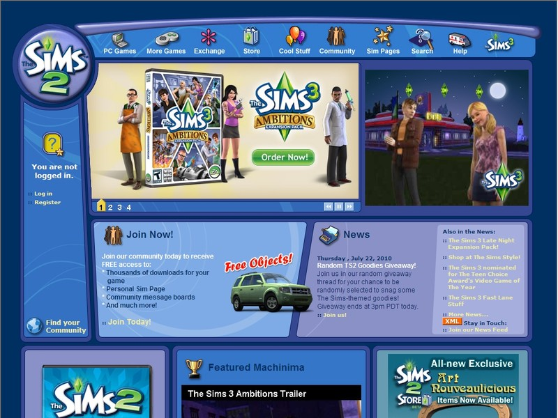 Video Game Webs - Find video game websites for your favorite